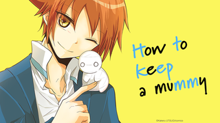 Illustration for article titled Enjoy the second promo of How to Keep a Mummy´s Anime