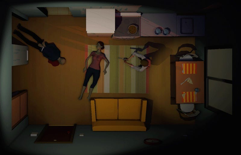 Illustration for article titled Time Loop Video Game Gives You 12 Minutes To Not Die... Again And Again