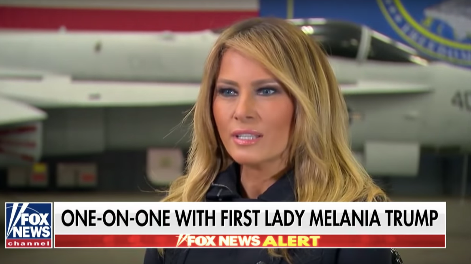 And Here We Have Melania Trump Reminiscing About Falling in Love With Donald Trump
