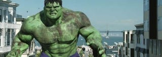 Illustration for article titled Hulk Hate Puny Movies, And The Feeling Is Mutual