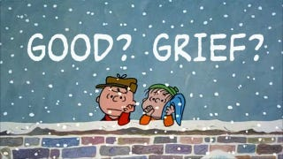 Illustration for article titled Does A Charlie Brown Christmas Suck? A Very Deadspin Debate