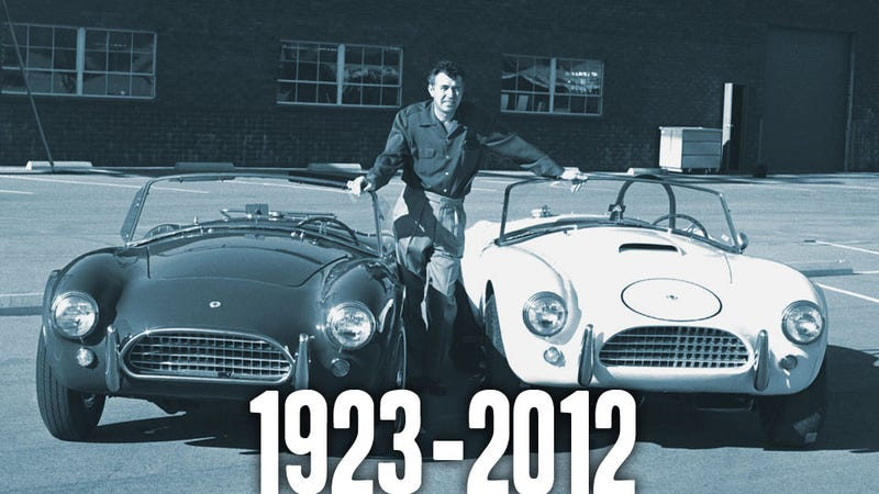 Illustration for article titled Carroll Shelby, Automotive Legend, Dead At 89