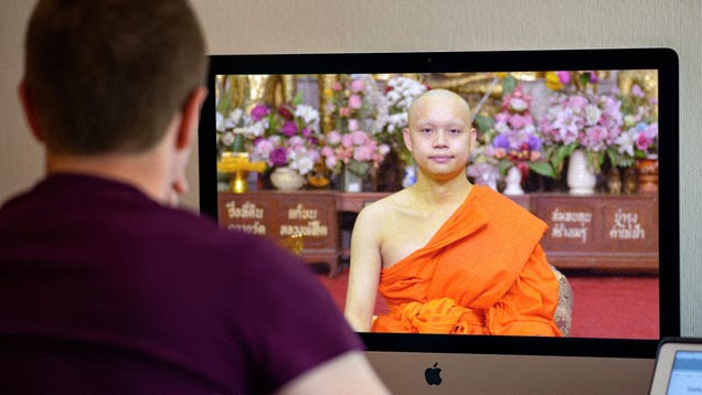 Man Feels Like He Gets Gist Of Enlightenment After First Few Minutes Of Hearing Zen Monk Talk