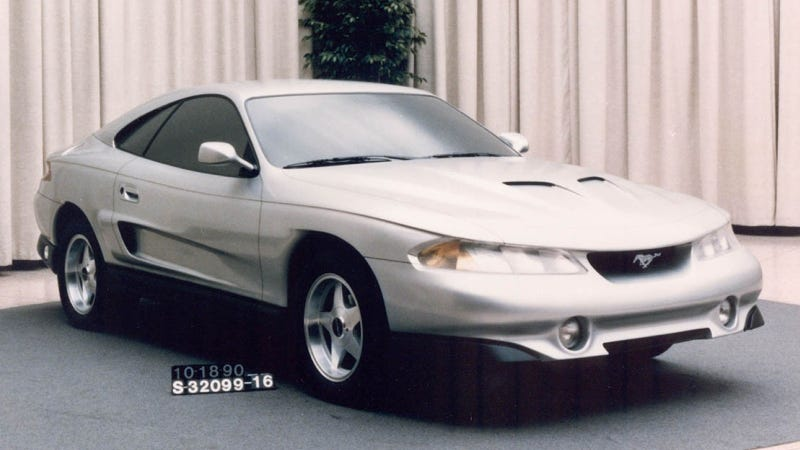 These Crazy Mutant Mustangs Are From Futures That Didnt Happen