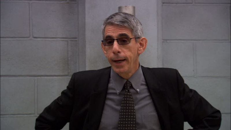 Illustration for article titled John Munch is leaving Law & Order: SVU, throwing the Munchiverse into chaos