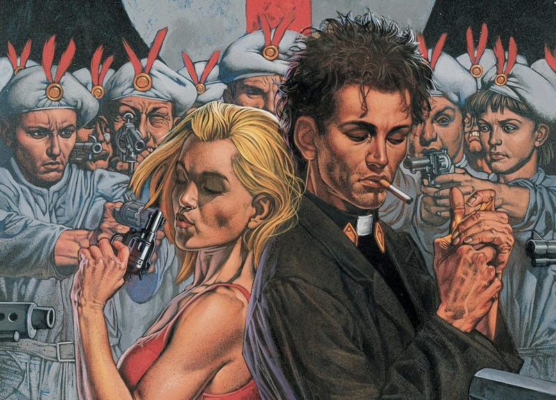 Illustration for article titled AMC may finally be bringing Preacher to television