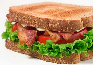 Illustration for article titled BLTs are fucking good.