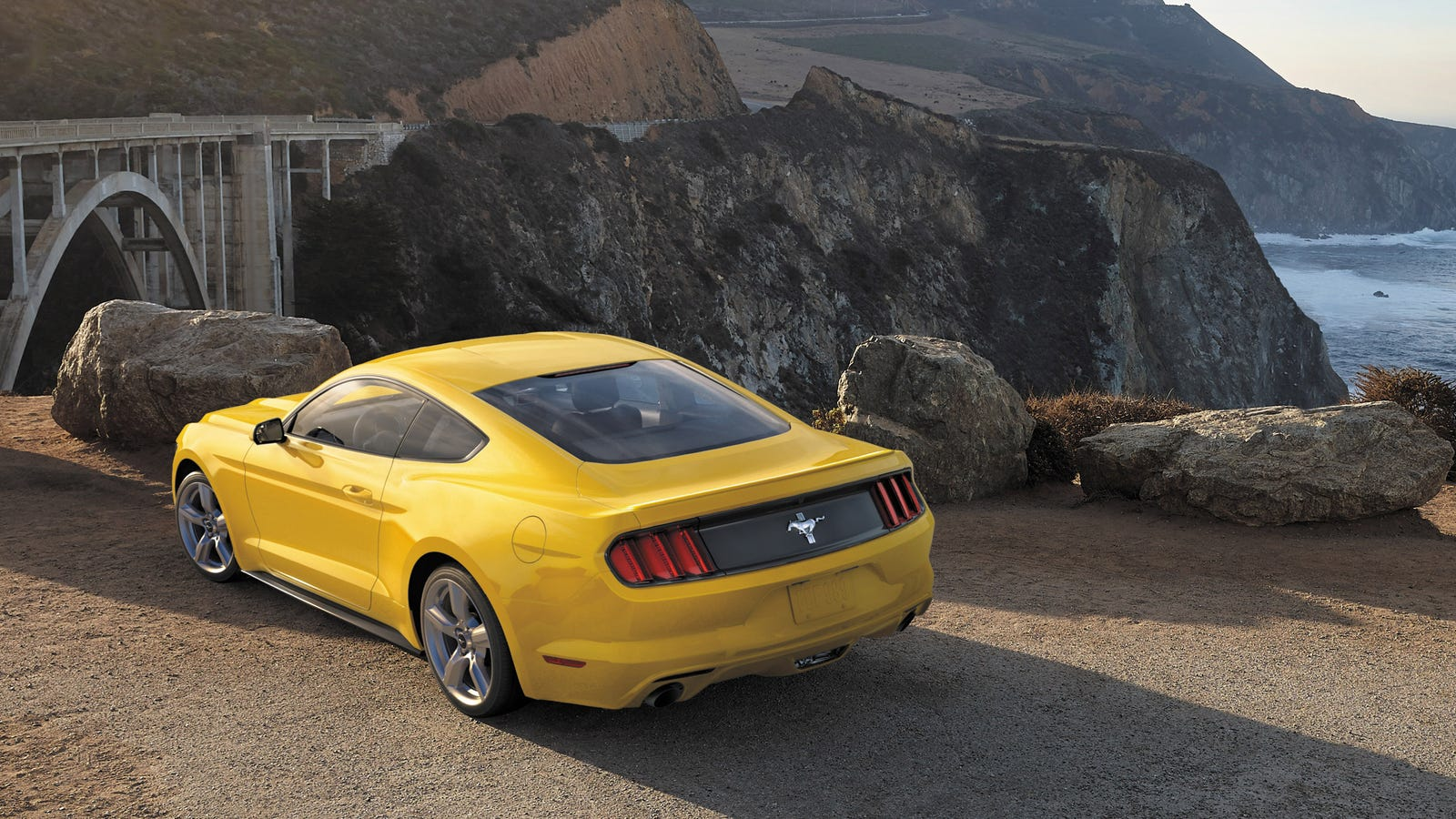 the 2018 ford mustang may not have a v6 option at all report. Black Bedroom Furniture Sets. Home Design Ideas