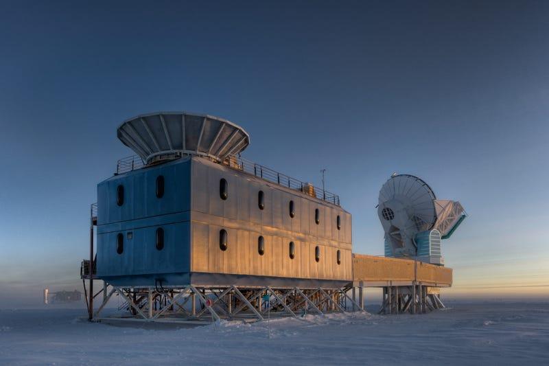 Astrónomos descubren la 1ª prueba de la expansión inicial del Big Bang