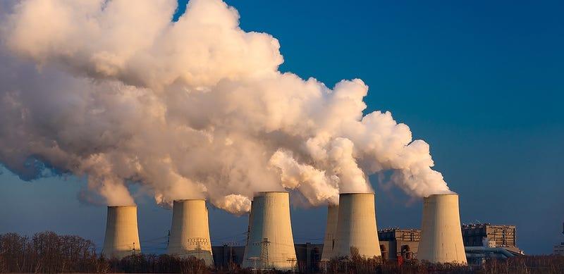 Illustration for article titled De contaminación a tesoro: logran convertir CO2 del aire en fibras de carbono