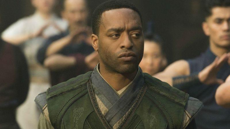 Chiwetel Ejiofor as Karl Mordo in Doctor Strange