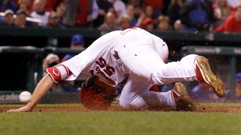Photo: Jeff Roberson/AP
