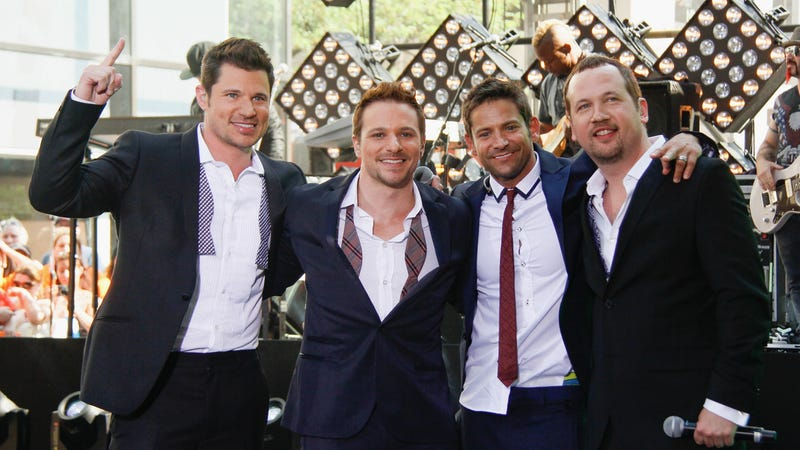 not to be outdone rival boy band 98 degrees has announced that theyre going on tour just in time for summer right - 98 Degrees Christmas