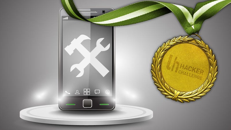 Illustration for article titled Hacker Challenge: Craft a DIY Smartphone Accessory