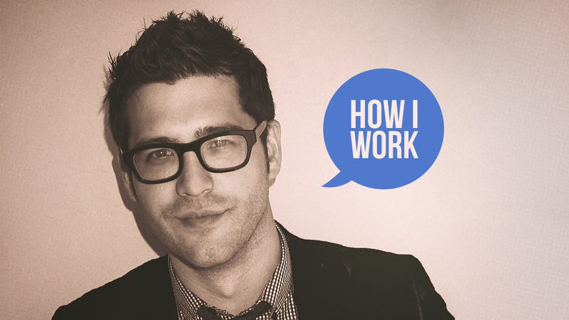 Illustration for article titled I'm Tim Leong, Author of Super Graphic, and This Is How I Work