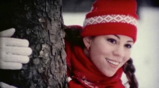 Mariah Carey declares the Christmas season has begun, whether you like it or not