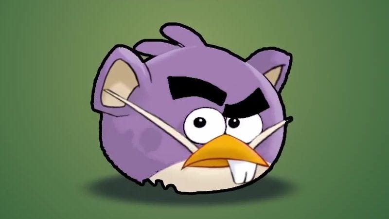 """Illustration for article titled This """"Pokémon meets Angry Birds"""" video is just a fan trailer—for now"""
