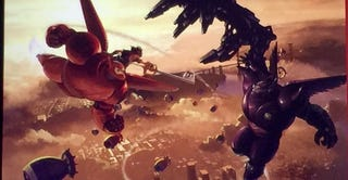 Illustration for article titled Kingdom Hearts III Is Getting A Big Hero 6 World