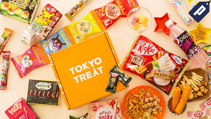 Illustration for article titled Discover Authentic Japanese Treats With a Monthly Candy Box: 15% Off + Free Shipping