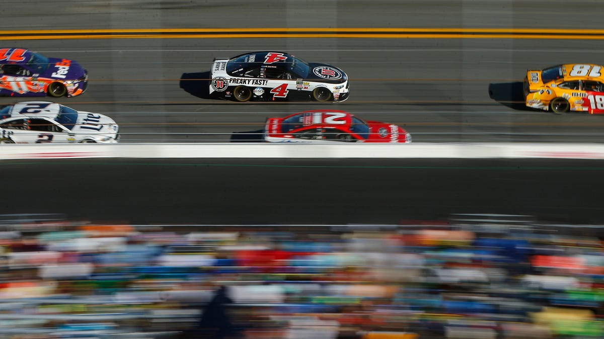 NASCAR Considers Making Its Cars Quieter, Which Is The Worst Idea Of ...