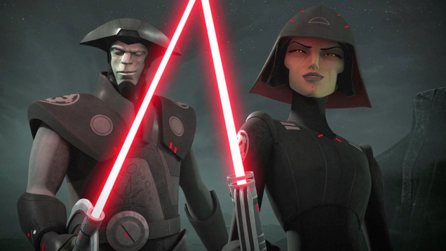 This Star Wars Video Explores the Dark Fortress of Darth Vader s Inquisitors