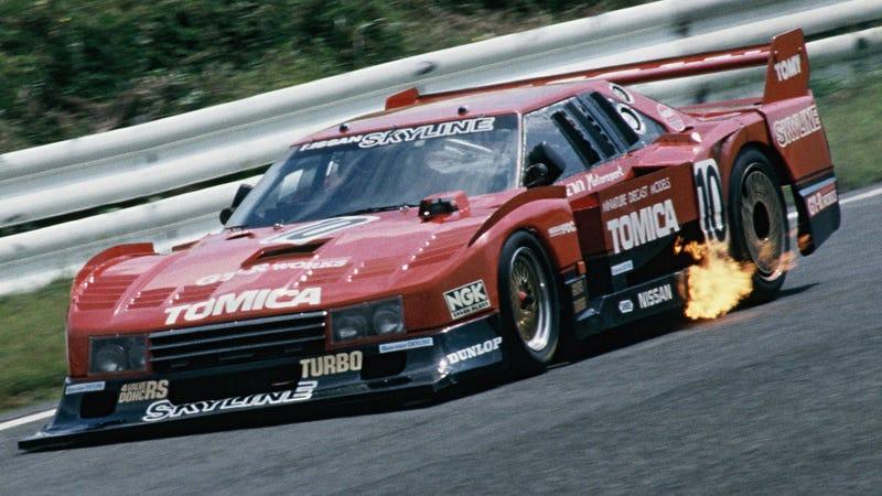 Nissan Race Car >> The Skyline That Lied: When Nissan Built A Race Car It