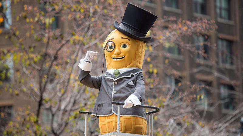 Illustration for article titled Mr. Peanut lives again, to absolutely no one's surprise [Updated]