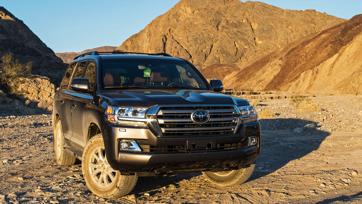The 2018 Toyota Land Cruiser Bends World To Its Will Ii