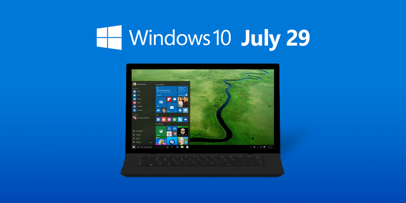 Illustration for article titled Ya hay fecha: Windows 10 llegará para todos el 29 de julio