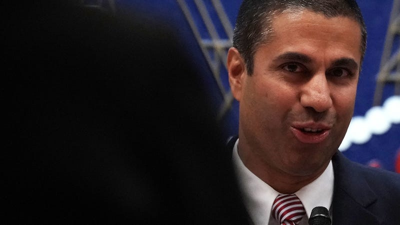 Illustration for article titled FCC Chairman Ignored Questions from U.S. Senators Over Bogus 'Cyberattack' Claims