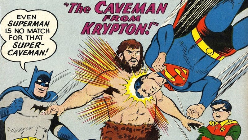 Illustration for article titled The 15 Worst Batman/Superman Stories Ever Told