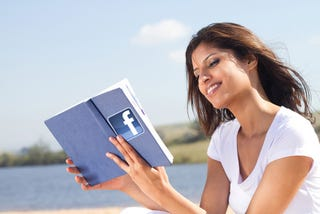 Illustration for article titled Now You Can Pay to Have Your Facebook Profile Made Into a Real Book