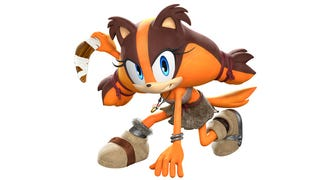 Illustration for article titled The Newest Sonic Character Looks Silly