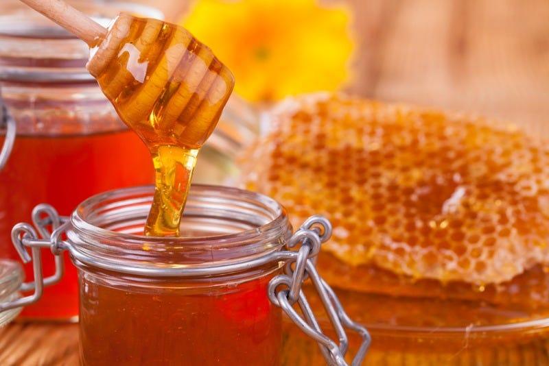 Tastes like honey