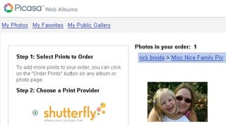 Illustration for article titled Picasa Web Albums adds features