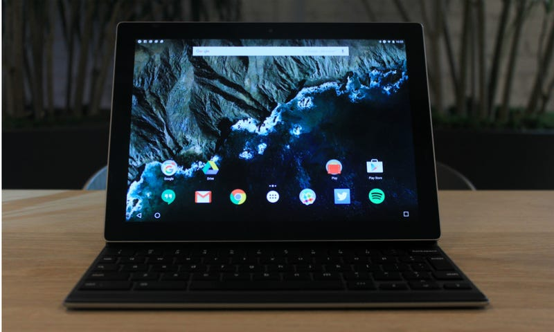 Illustration for article titled You Can Now Buy the Pixel C–the 100 Percent All-Google Tablet