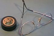 Illustration for article titled Tape + Glasses = DIY Fisheye Lens