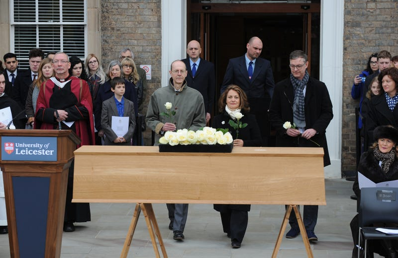 Illustration for article titled Long-Lost Remains Of Richard III Will Be Reinterred This Week