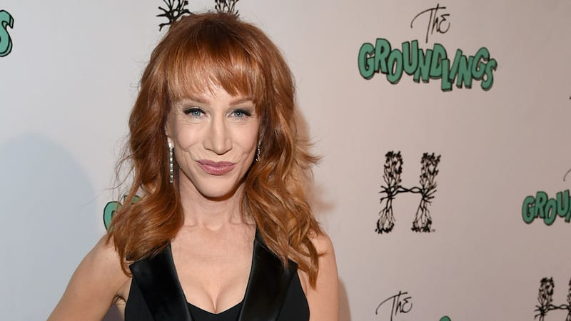 Illustration for article titled ​Kathy Griffin: CBS Did Not Even Consider a Female Late Late Show Host