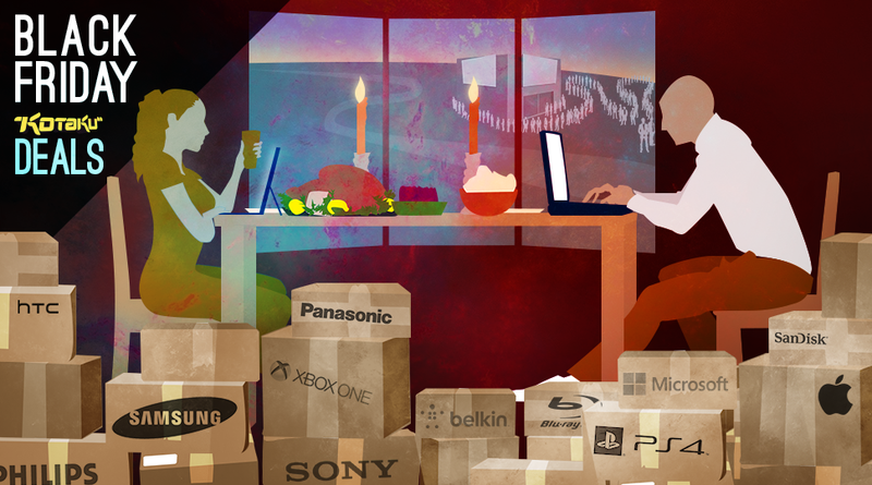 Illustration for article titled The Best Black Friday Gaming Deals of 2013