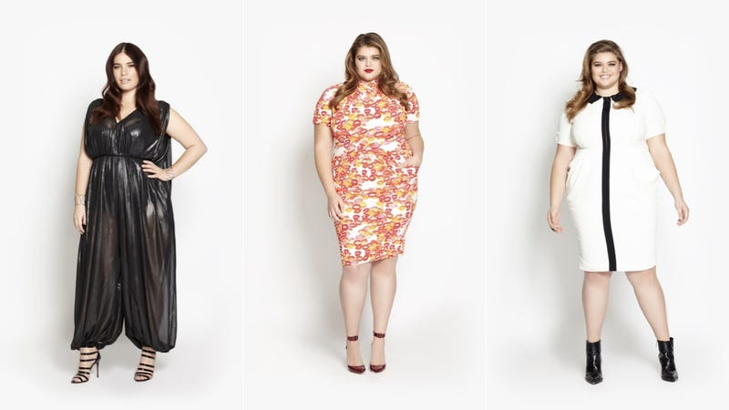 Illustration for article titled Check Out Beth Ditto's New Plus-Size Fashion Collection