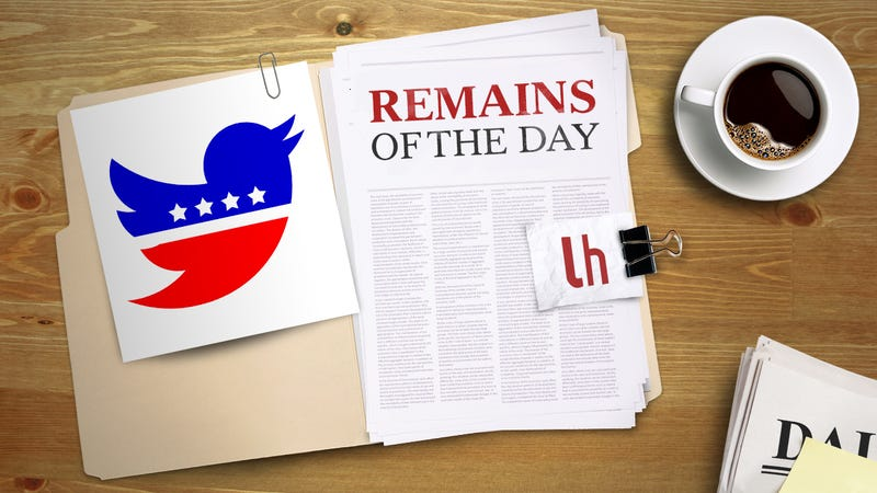 Illustration for article titled Remains of the Day: Twitter to Stream the Democratic and Republican National Conventions
