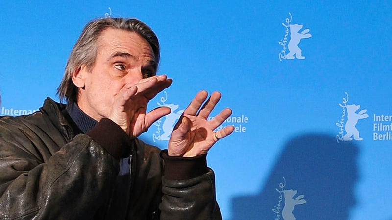 """Illustration for article titled """"I Should've Buttoned My Lip"""" and Not Compared Gay Marriage to Incest, Says Jeremy Irons"""