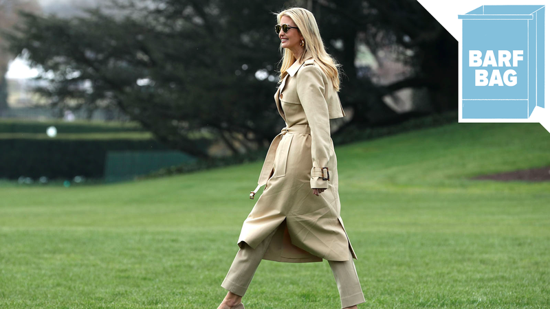Illustration for article titled Ivanka Succeeds in Empowering American Women, Moves on to Peru