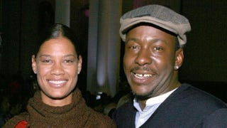 Alicia Etheredge and singer Bobby Brown in 2007Frazer Harrison/Getty Images