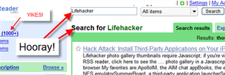 Illustration for article titled Google Reader Adds Search Box, Users Rejoice