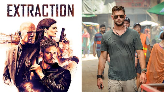 Be Careful, You Might Be Watching the Liam Hemsworth of Extraction Movies on Netflix