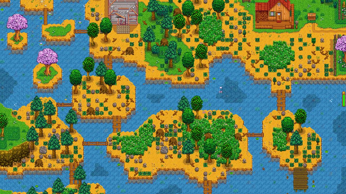 stardew valley layouts