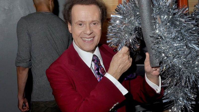 Richard Simmons, in 2013. (Photo: David A. Walega/Getty Images)