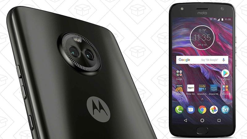 Moto X de cuarta generación exclusivo para Prime | $250 | Amazon